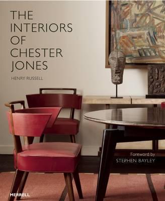 Interiors of Chester Jones (Hardback)