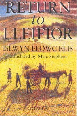 Return to Lleifior (Paperback)