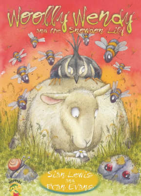 Woolly Wendy and the Snowdon Lilly - Pont Hoppers S. (Paperback)
