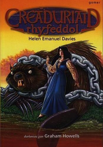 Creaduriaid Rhyfeddol (Paperback)
