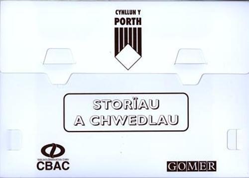 Cynllun y Porth: 8. Storiau a Chwedlau (Pecyn)