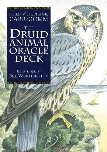 The Druid Animal Oracle: Deck and Pocket Book : Working with the Sacred Animals of the Druid Tradition