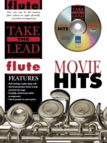 Take the Lead. Movie Hits (flute (+CD) (Paperback)