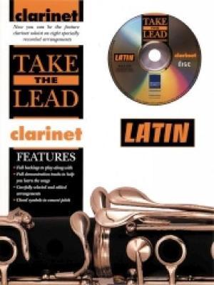 Take the Lead Latin (clarinet (+CD) (Paperback)