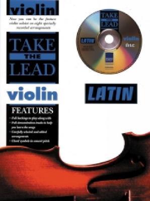 Take the Lead. Latin (Violin/CD) (Paperback)