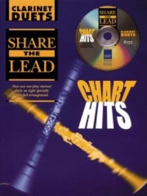 Share The Lead: Chart Hits (+CD) (Paperback)