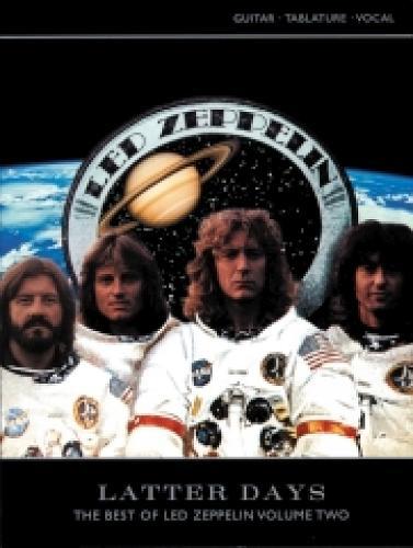 """""""Led Zeppelin"""": Latter Days: (Guitar Tab) (Paperback)"""