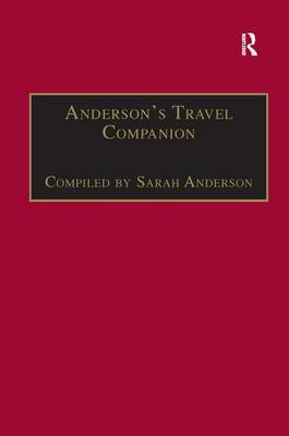 Anderson's Travel Companion: A Guide to the Best Non-Fiction and Fiction for Travelling (Hardback)