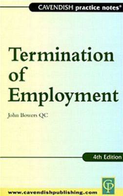 Practice Notes on Termination of Employment Law - Practice Notes (Paperback)