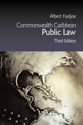 Commonwealth Caribbean Public Law - Commonwealth Caribbean Law (Paperback)