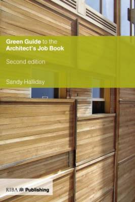 Green Guide to the Architect's Job Book (Paperback)