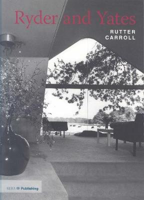 Ryder and Yates - Twentieth Century Architects (Paperback)