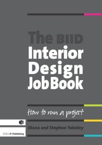 The BIID Interior Design Job Book (Paperback)