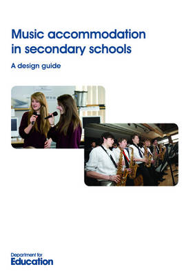 Music Accommodation in Secondary Schools (Paperback)