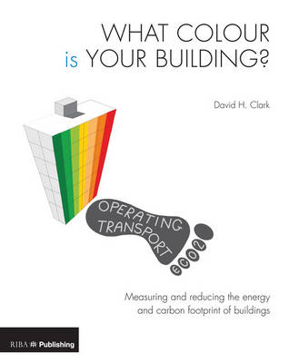 What Colour is your Building?: Measuring and reducing the energy and carbon footprint of buildings (Paperback)