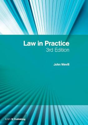 Law in Practice: The RIBA Legal Handbook (Paperback)