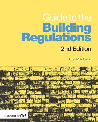 Guide to the Building Regulations (Paperback)