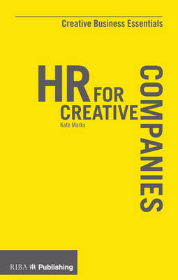 HR for Creative Companies (Paperback)