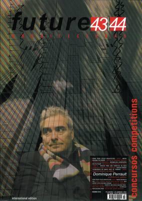 Future Arquitecturas 43/44 (Paperback)