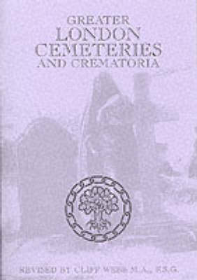 Greater London Cemeteries and Crematoria (Paperback)