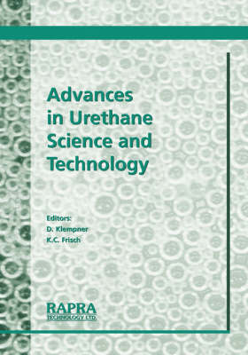 Advances in Urethane Science and Technology (Hardback)