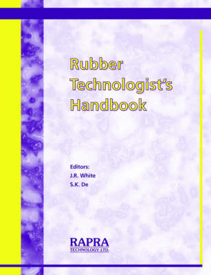 Rubber Technologist's Handbook (Paperback)