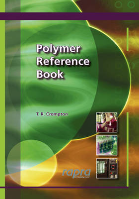 Polymer Reference Book (Paperback)