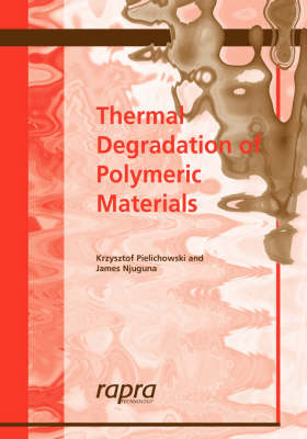Thermal Degradation of Polymeric Materials (Paperback)