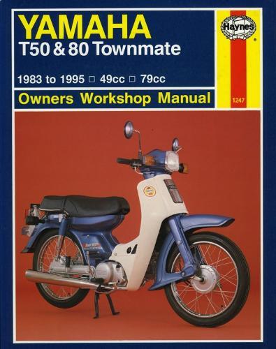 Yamaha T50 & 80 Townmate (83 - 95) (Paperback)