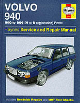 volvo 940 service and repair manual by john s mead waterstones rh waterstones com haynes repair manuals for sale haynes repair manuals online free