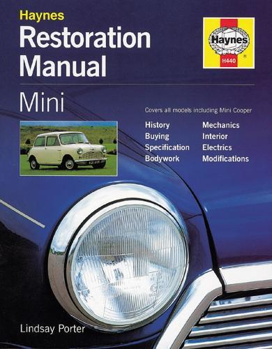 Mini Restoration Manual (Hardback)