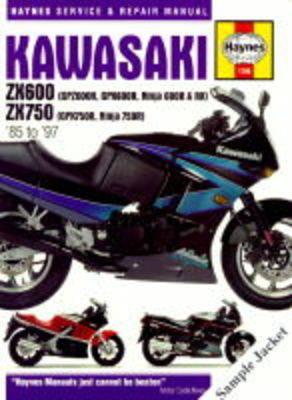 kawasaki ex500 gpz500s and er 5 1987 99 service and repair manual rh waterstones com kawasaki ex500 repair manual pdf Kawasaki EX500 Cafe Racer