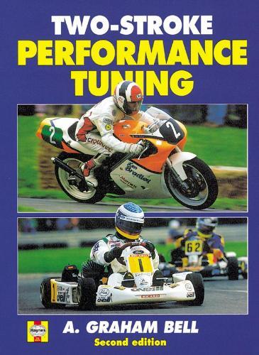 Two-stroke Performance Tuning (Hardback)