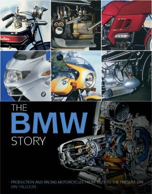 The BMW Story (Hardback)