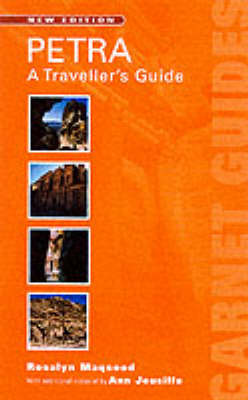 Petra: A Travellers' Guide (Paperback)