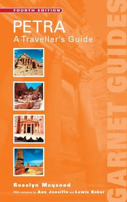 Petra: A Traveller's Guide (Paperback)