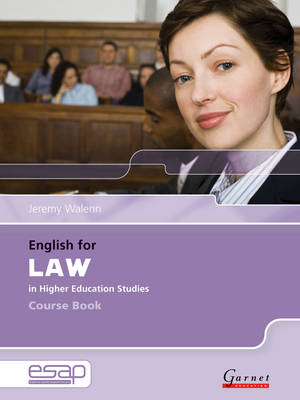 English for Law Course Book + Audio CDs