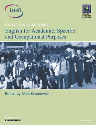 Current Developments in English for Academic, Specific and Occupational Purposes (Board book)