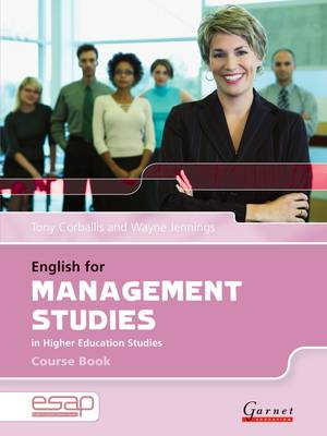 English for Management Studies Course Book + CDs (Board book)