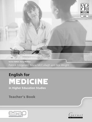 English for Medicine Teacher Book (Board book)
