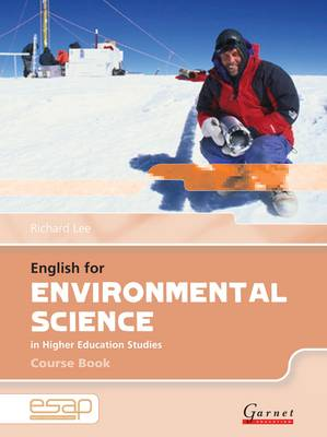 English for Environmental Science Course Book + CDs (Board book)