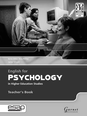 English for Psychology Teacher Book (Board book)