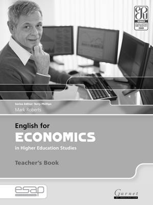 English for Economics in Higher Education Studies Teacher Book (Board book)