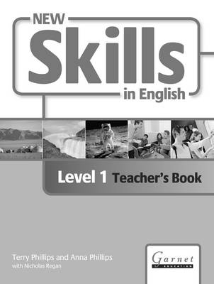 New Skills in English - Level 1 - Teacher's Book (Board book)
