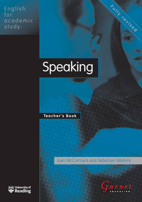 Speaking - English for Academic Study S. (Paperback)