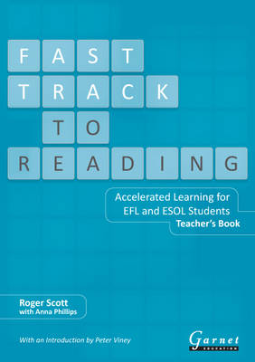 Fast Track to Reading - Teacher Book with CD - ROM - Accelerated Learning for EFL and ESOL Students (Board book)