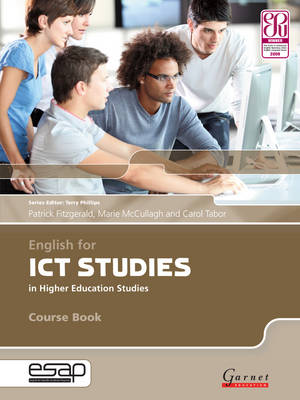 English for Information & Communication Technologies Coursebook (Board book)