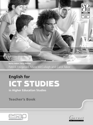 English for Information & Communication Technologies Teacher's Book (Board book)