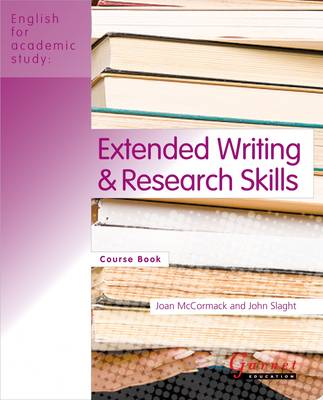 Extended Writing and Research Skills: Course Book - English for Academic Study S. (Paperback)