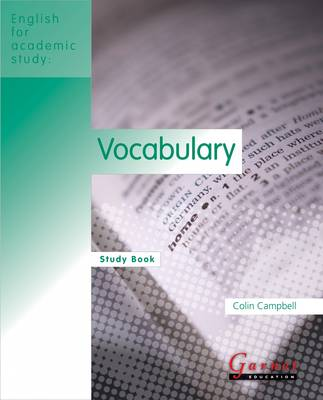 EAS Vocabulary Study Book - English for Academic Study S. (Paperback)